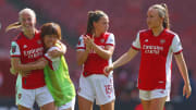 Arsenal started the new WSL season with an impressive win
