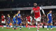 Alexandre Lacazette looks set for an Arsenal exit