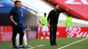 Mikel Arteta, Frank Lampard