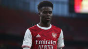 Arteta has confessed that Saka will ideally be rested at some point