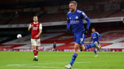 Unfortunately for Leicester, Jamie Vardy won't be around forever