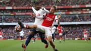 El Arsenal vence al Tottenham por 3-1