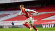 Martin Odegaard v Tottenham Hotspur