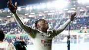 Rafael Leao scored Milan's third