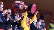 Lionel Messi já conquistou 35 títulos com a camisa do Barcelona.