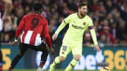 Inaki Williams, Lionel Messi