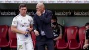 Jovic, Zinedine Zidane
