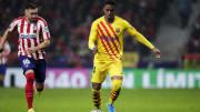 Atletico Madrid v FC Barcelona - La Liga Santander