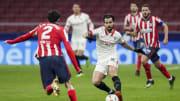 Atlético de Madrid vs Sevilla - La Liga Santander
