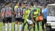Equipes se enfrentaram na última terça-feira   Atletico Mineiro v Palmeiras - Copa CONMEBOL Libertadores 2021