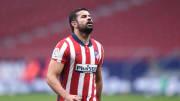 Diego Costa representa al Atlético de Madrid