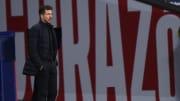 Simeone y el Atlético deben jugar de corazón en Londres