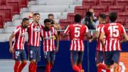 El Atlético lidera LaLiga en este inicio de 2021 con Suárez como Pichichi