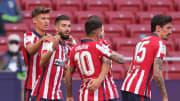 Atletico de Madrid v SD Eibar - La Liga Santander