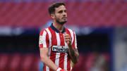 Saúl Ñíguez deverá deixar o clube após uma temporada apagada pelo Atleti