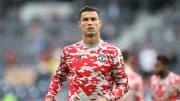 Ronaldo saw a stunning drop in his FIFA 22 rating