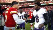 Mahomes y Jackson, pese a su juventud, son dos de las mayores estrellas de la NFL