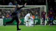 Mourinho enjoying himself