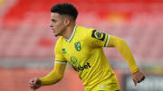 Arsenal want Max Aarons after tracking Norwich full-back for a couple of years