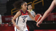 USA vs Japan prediction, odds, betting lines & spread for Olympic women's basketball final on Saturday, August 7.