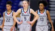 Arizona vs UConn spread, line, odds and predictions for Women's NCAA Tournament Final Four game.