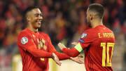 Tielemans et Hazard se sont renvoyés la punchline