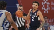 James Bouknight's stock is rising ahead of the 2021 NBA Draft.