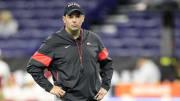 Ohio State head coach Ryan Day