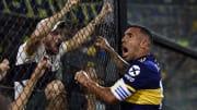 El último recuerdo de Tévez con Boca.