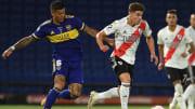 Boca Juniors v River Plate - Copa De La Liga Profesional 2021
