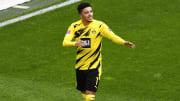 Jadon Sancho is nearly a Man Utd player