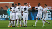 Die Borussia zeigte sich effizient