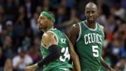 Garnett y Pierce lideraron a los Celtics a su más reciente campeonato