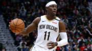 With the Pelicans rebuilding, point guard Jrue Holiday could be on the move