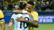 Neymar is braced for a battle with Lionel Messi