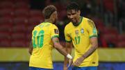 Neymar et Lucas Paqueta sont en feu avec le Brésil.