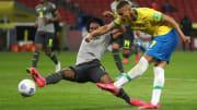 Richarlison marcou um gol, mas teve atuação muito apagada
