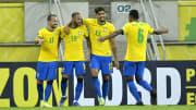 Brasil sigue imparable