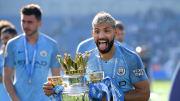Aguero campeón con City