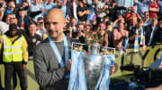 Pep Guardiola levanta la Premier League