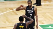 KD and Kyrie