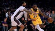 Nets y Lakers se enfrentan en uno de los encuentros del jueves en la NBA