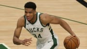 NBA FanDuel fantasy basketball picks and lineup tonight for 5/10/21, including Giannis Antetokounmpo.