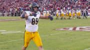 Cal linebacker Evan Weaver