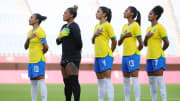 Brasil não fez um bom jogo contra o Canadá
