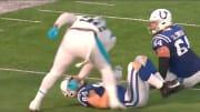 El defensor Vernon Butler fue expulsado en partido ante los Indianapolis Colts