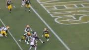 Bears y Packers libraron una gran batalla