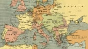 Central Europe And The Mediterranean