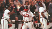 These three Braves deserve way more credit for helping the team win the 1995 World Series.