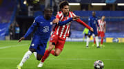 Chelsea FC v Atletico Madrid  - UEFA Champions League Round Of 16 Leg Two